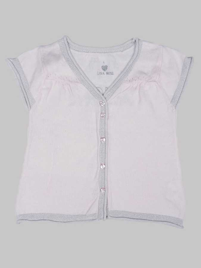 Gilet fille 3 ans <br> LISA ROSE 0