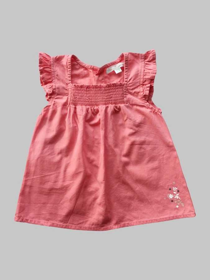 Robe fille12 mois <br> MES PETITS CAILLOUX 0