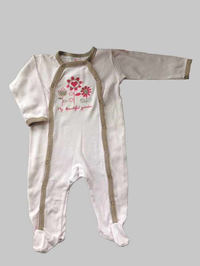 Pyjama fille 6 mois <br> IN EXTENSO 0