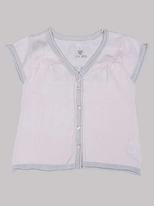 Gilet fille 3 ans <br> LISA ROSE