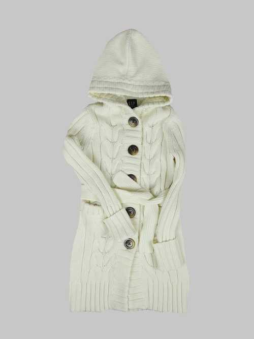Gilet long fille 8 ans GAP