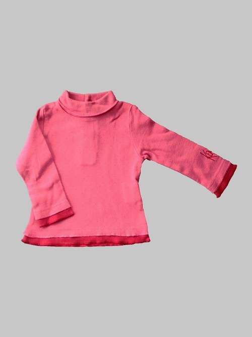 Tee shirt manches longues fille 6 mois <br> KENZO