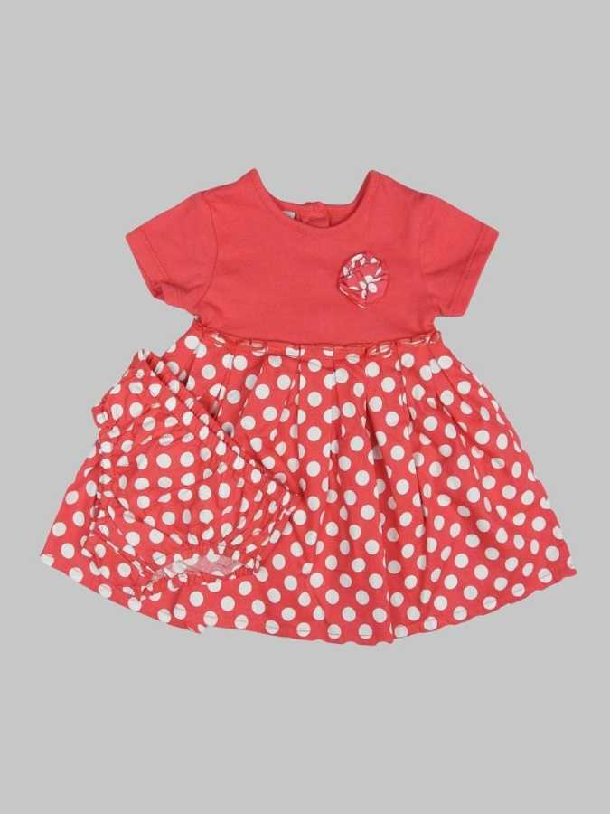 Robe/Bloomer fille 3 mois <br> MARQUE INCONNUE 0