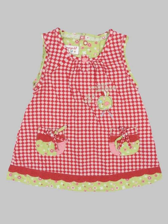 Robe fille 3 mois <br> COMPAGNIE DES PETITS 0