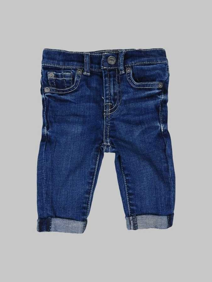 Jean fille 12 mois <br> 7 FOR ALL MANKIND 0