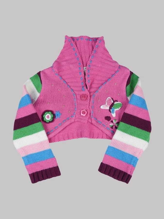 Gilet fille 18 mois <br> CHILDREN PLACE 0
