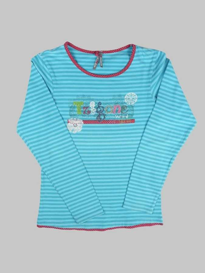 Tee shirt ML fille 10 ans <br> ORCHESTRA 0