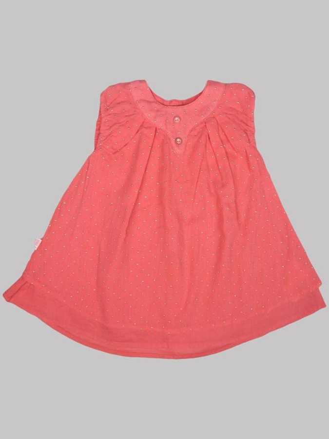 Robe fille 6 mois <br> SUCRE D'ORGE 0