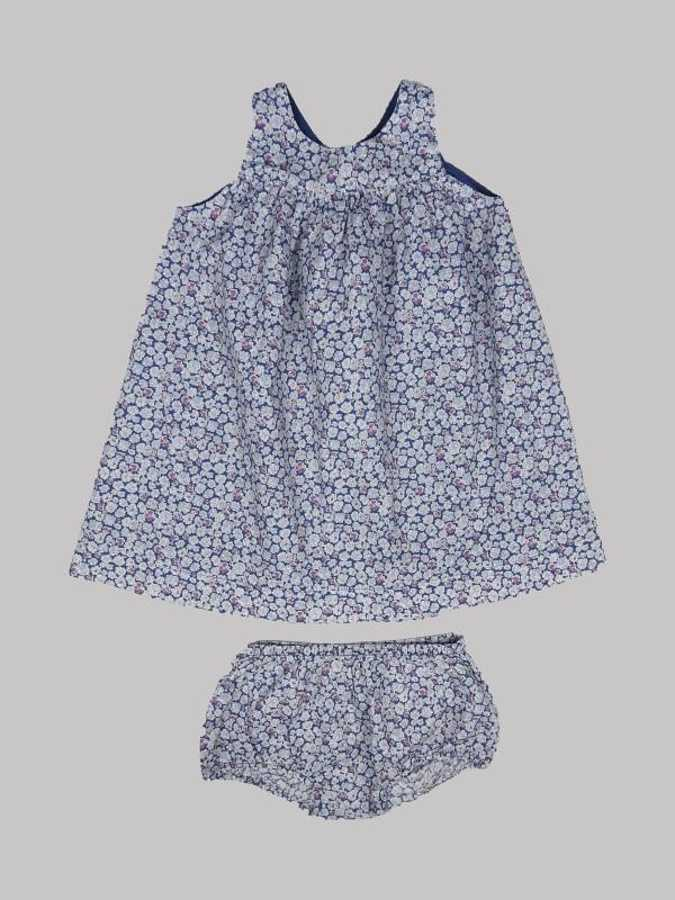 Robe/Bloomer fille 9 mois <br> BOUT'CHOU 0