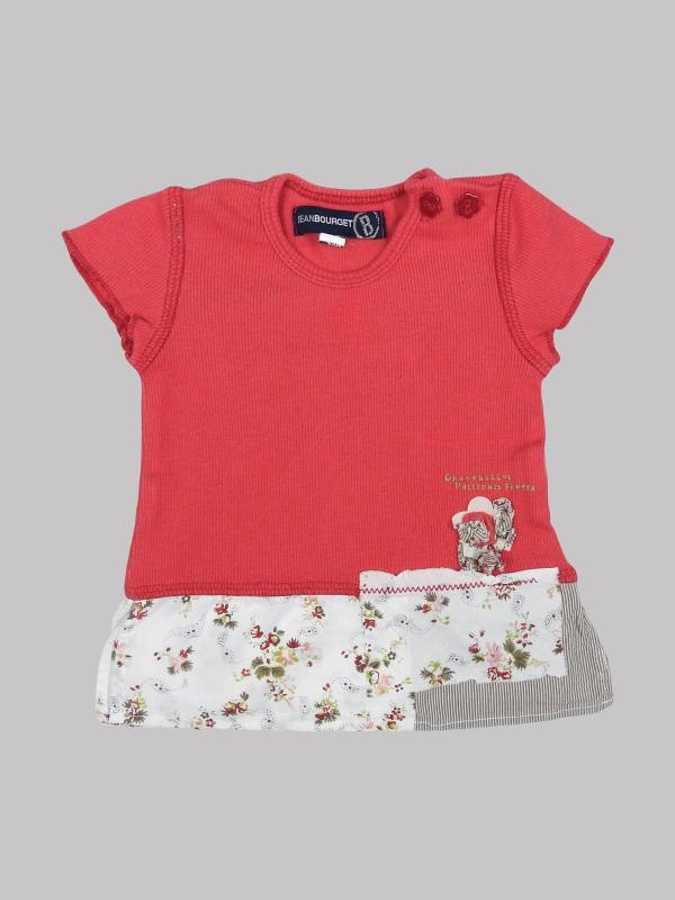 Robe fille 3 mois <br> JEAN BOURGET 0