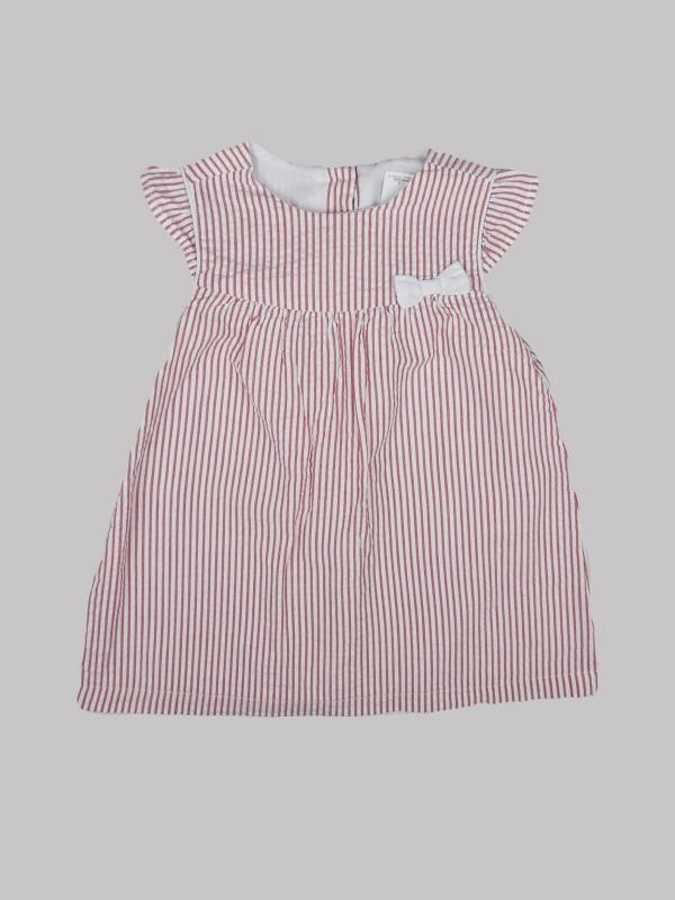 Robe fille 12 mois <br> BABY CLUB 0