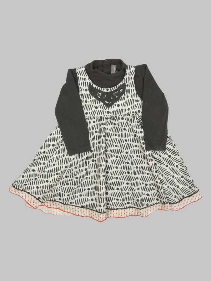 Robe fille 18 mois <br> JEAN BOURGET 0